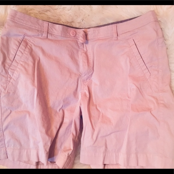Riders by Lee Pants - Soft light pink Riders brand shorts size 18W
